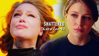 "Kara Zor-El • ""I didn't want to be abandoned again."""