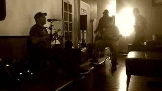 Nikolas P and Matt Lowe at fusion kings Singing Bob Marley cover