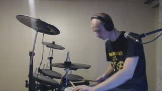 Burak Yeter - Tuesday ft. Danelle Sandoval (Drum Cover)