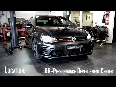 Volkswagen 2.0 TSI GTI Clubsport Stage 1+ By BR-Performance