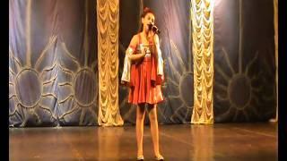 "Georgiana Pop - Semifinala ""Mamaia Copiilor 2011"""
