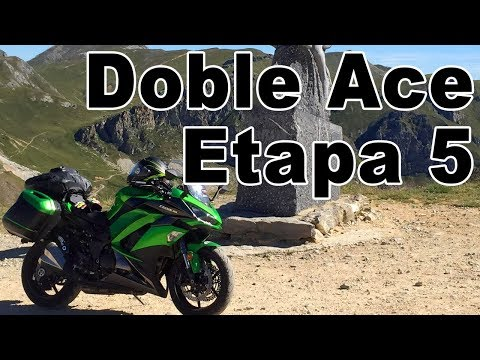 Motosx1000: Ruta Doble Ace con la Kawasaki Z1000SX - Etapa 5 -