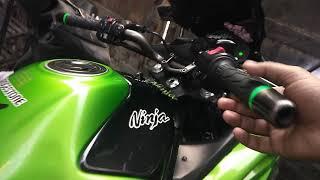 Kawasaki ninja 650r yoshimura Exhaust sound