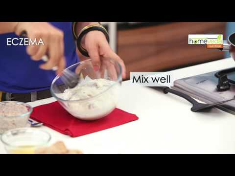 Cure Eczema With Right Food  Secret Ingredient - Rice Flour: Homeveda Remedies