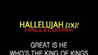 Great is He who's the King of Kings