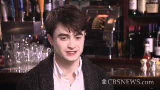 Daniel Radcliffe's other job: Poet