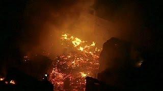 Βραζιλία: Μεγάλη πυρκαγιά σε φαβέλα του Σάο Πάολο