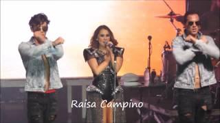 Dulce María - Invencible - 09/04/2017 - São Paulo