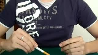 Truco de magia revelado - Magia con cigarros pt.1 [Magic trick revealed]