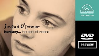 """Sinéad O'Connor - 2-DVD Set """"Herstory... The Best Of Videos"""" [TRAILER]"""
