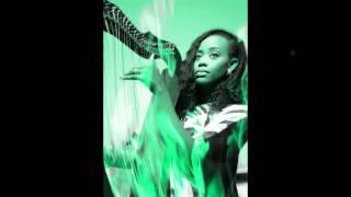 Burn --Ellie Goulding ( Harp Instrumental Cover) Lyrika Holmes