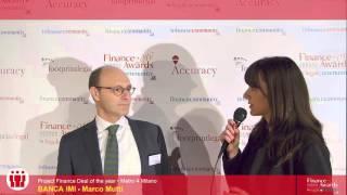 Marco Mutti - Finance Awards 2016 by legalcommunity.it