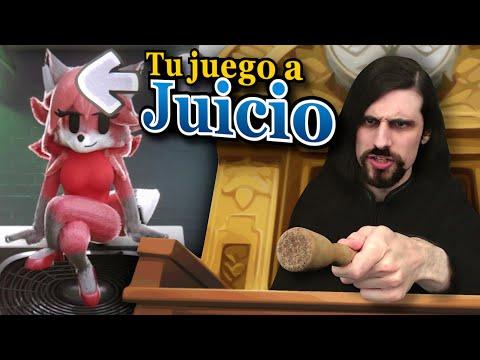 Friday Night FURRO - Tu juego a juicio 5