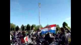 """Karavana za život """"Bikeri na cesti"""" - Karlovac 05.05.2012."""