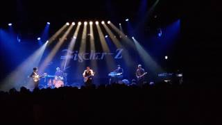 Fischer-Z - So Close live 11-05-2017