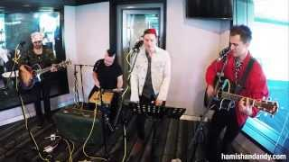 Walk The Moon Cover 'Crazy' By Gnarls Barkley (Acoustic on Hamish & Andy)