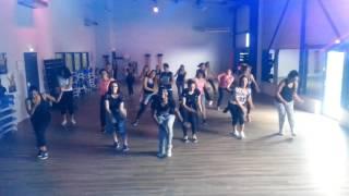 STAGE AFRO STYLE - KILA NITA - LAS CHISPAS STUDIO