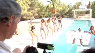David Guetta - Sexy Chick (Behind the scenes - edit) ft. Akon