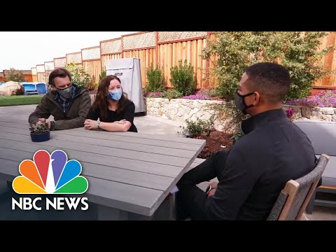 What It Takes To Rebuild After Devastating Wildfires | NBC News NOW