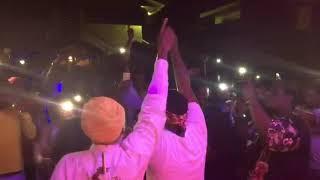 Teejay uptop Trinidad performance