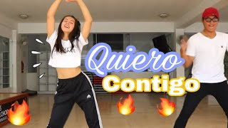 QUIERO CONTIGO - Coreografía - Anna Carina l Nea Paz