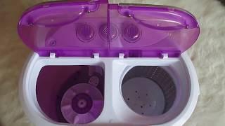 Portable Washing Machine: Save 'Loads' of Money!
