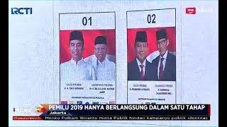 Menelisik Perbedaan Pemilu 2019 dengan Sebelumnya - SIP 08/01