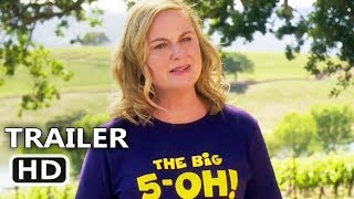 WINE COUNTRY Official Trailer (2019) Amy Poehler, Tina Fey Netflix Movie HD