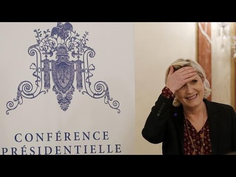 France : deuxième dossier judiciaire pour Marine Le Pen