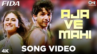Aaja Ve Mahi - Song Video - Fida | Shahid & Kareena Kapoor | Alka Yagnik, Udit Narayan