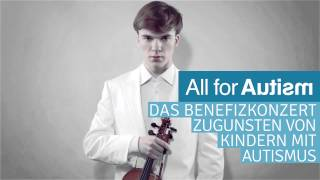 """""""All for Autism"""" feat. Stargeiger Yury Revich"""
