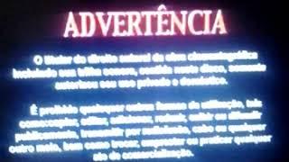 Advertência do DVD de Diante do Trono (2004)