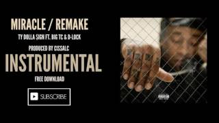Ty Dolla $ign - Miracle instrumental/remake (FREE DOWNLOAD)