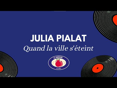 Vidéo de Julia Pialat