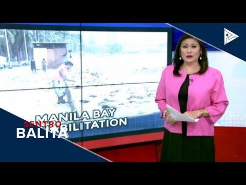 DENR, tututukan ang rehabilitasyon ng Manila Bay