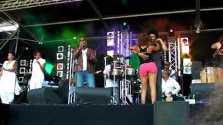 Ephrem J - Amor en La Luna @ Festival Afrique-Carib 2010