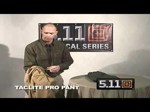 Video: 5-11 Taclite Pro-Pant    Pyramyd Air