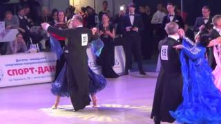 2016 Parad nadiy Senior St Final Waltz | Парад надежд