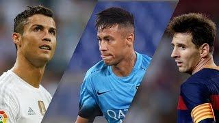 Lionel Messi ● Cristiano Ronaldo ● Neymar Jr ● Lights Down Low ● Skills & Goals 2016/17 HD