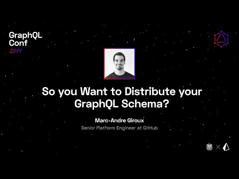 So You Want to Distribute Your GraphQL Schema