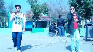 Mc RepaC ft Faby - Cosas de Barrio (en vivo)