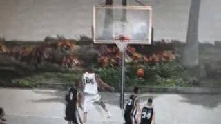 SLAM DUNK в NBA 2K10.wmv