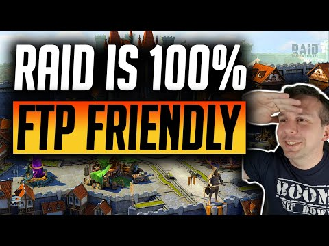 EVERY FREE-TO-PLAY SHOULD WATCH IN FULL! | Raid: Shadow Legends