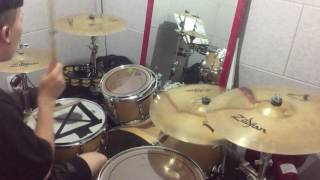 AudioSlave - Cochise (Drum Cover)