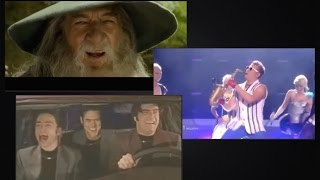 Epic Sax Guy + Gandalf + Roxbury