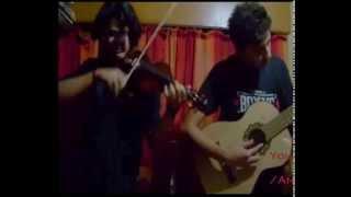 Requiem de mime Cover Violin/Guitarra [Saint Seiya]