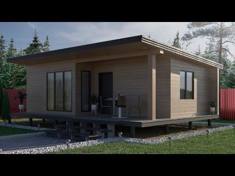 Индивидуальный проект Chivas.  Теплый мини дом photo