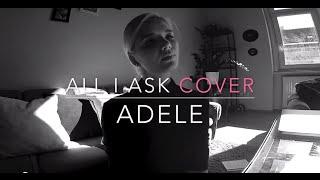 ADELE - All I Ask (COVER BY MORENA, Enikő Moravszki)