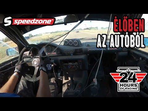 24h live 2021: Élőben az autóból