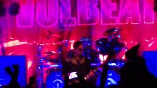 Volbeat Live, Starland Ballroom 2013